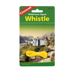 Wilderness Signal Metal Whistle COGHLANS
