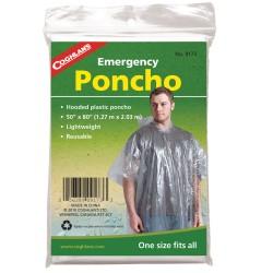 Emergency Poncho - Clear COGHLANS