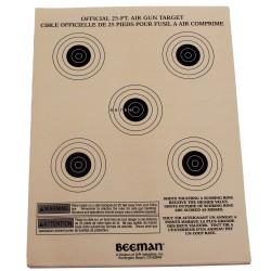 Paper Targets (Per 25) BEEMAN