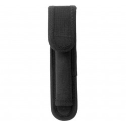 Mini-Lite Holster W/Flap, Blk UNCLE-MIKES