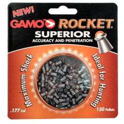 Rocket Pellets (Per 150) GAMO