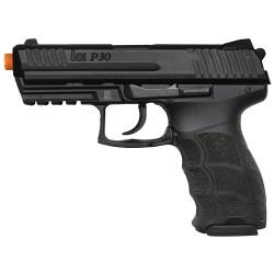 H&K P30, Electrc/EBB, 16rd -Black UMAREX-USA