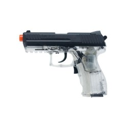 H&K P30, Electrc/EBB, 16rd -Clear UMAREX-USA