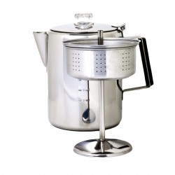 Coffee Percolator, 12 Cup CHINOOK