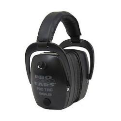 Pro Tac Mag Gold NRR 30 Blk PRO-EARS
