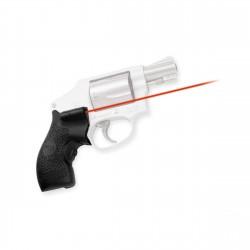 S&W J Rnd Butt - Poly Grip, Om FA CRIMSON-TRACE