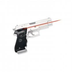 Sig Sauer P220 Overmold, DSA CRIMSON-TRACE