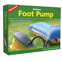 Bellows Foot Pump COGHLANS