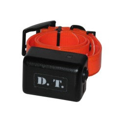 Micro-iDT Plus Collar Only Orange DT-SYSTEMS