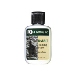 Training Scent Rabbit 1.25oz DT-SYSTEMS