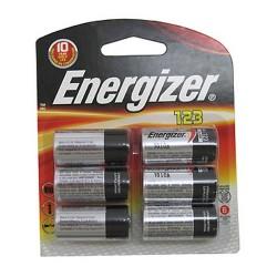 123 Lithium 6 Pack ENERGIZER