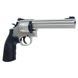 "S&W 686 (Nickel) w/6"" Bbl .177 UMAREX-USA"