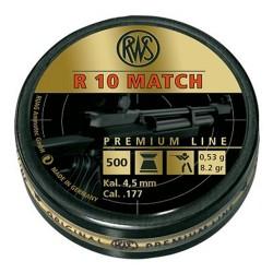 R10 Match Hvy 177 8.2gr (Per 500) UMAREX-USA