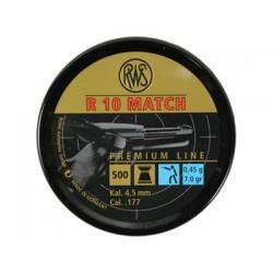 R10 Match Lt .177 7.0gr (Per 500) UMAREX-USA