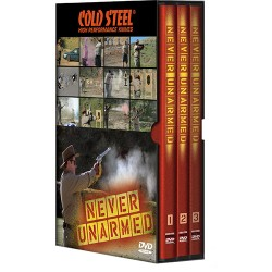 Never Unarmed DVD COLD-STEEL