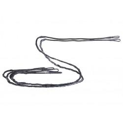 Cables (pair) -Black WICKED-RIDGE
