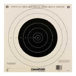 NRA Paper Target 100Yd Single CHAMPION-TRAPS-AND-TARGETS