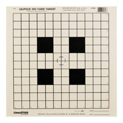 NRA Site-In Target Tagboard CHAMPION-TRAPS-AND-TARGETS
