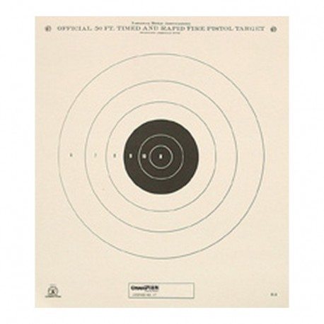 NRA 50' Timed Rapid Fire CHAMPION-TRAPS-AND-TARGETS