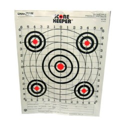 Orange Bull 100Yd Rifle CHAMPION-TRAPS-AND-TARGETS