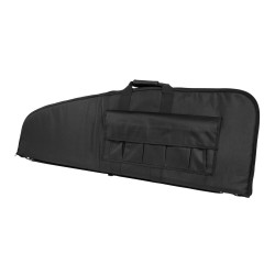 "Scoped Case (48""L x 16""H)/Blk NCSTAR"