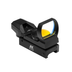 Red Dot Reflex Sight, Black NCSTAR