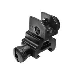 AR15 Flip Up Rear Sight NCSTAR