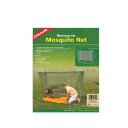 Backwoods Mosquito Net Grn Single COGHLANS