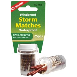 Wind/Water-Proof Storm Matches COGHLANS