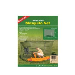 Backwoods Mosquito Net Grn Double COGHLANS
