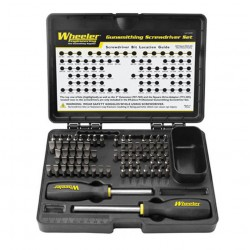 72-piece Screwdriver Kit WHEELER