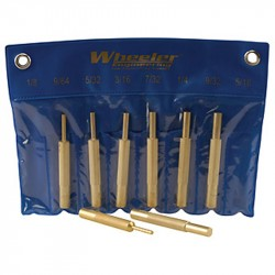 Brass Punch Set WHEELER