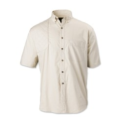 Badger Creek SS Shirt, Sand S BROWNING