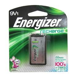 NiMH Rechg Batty, 9/8.4V, 175mAH ENERGIZER