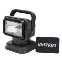 Portable w/Wired Remote, Charcoal GOLIGHT