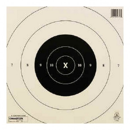 NRA 25Yd Timed Rapid Fire CHAMPION-TRAPS-AND-TARGETS