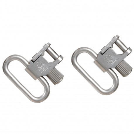 "QDSSBL Nickel Swivels 1"" UNCLE-MIKES"