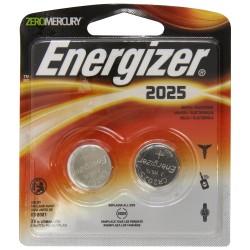 Lithium Coin 2025 3Volt (2-pack) ENERGIZER