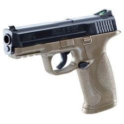 S&W M&P-Dark Earth Brown .177 BB UMAREX-USA