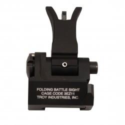Front Trit M4 Folding Sight BLK TROY-INDUSTRIES