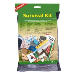 Survival Kit w/Guide COGHLANS
