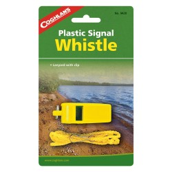Signal Whistle - Yellow Plastic COGHLANS