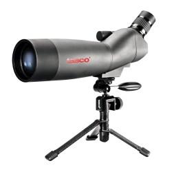 20-60x60mm Gry/Blk Porro w/Tri TASCO