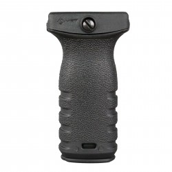 React Short Vertical Grip Blk MISSION-FIRST-TACTICAL
