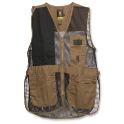 Vest,Trapper Creek Clay/Blk,2Xl BROWNING