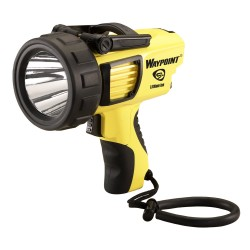 Waypoint w/ 12V DC, Yellow, Clam STREAMLIGHT