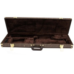 Trad Univ O/U BT Trap Case Brown BROWNING