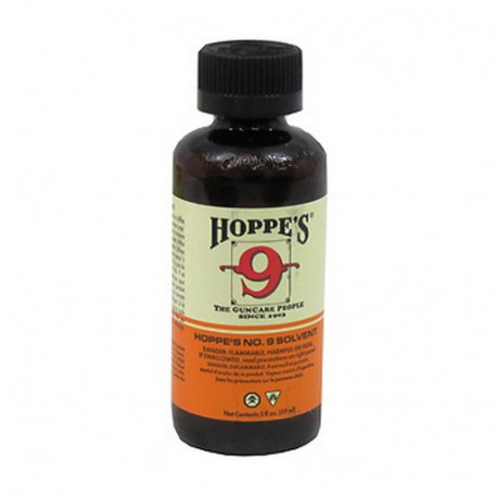 2 oz Hoppe's No 9 Gun Bore Cleaner,Bottle HOPPES