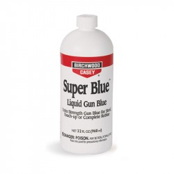 SuperBlueLiquidGunBlue 32oz BIRCHWOOD-CASEY