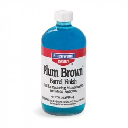 PB-QT PlumBrown BblFinish 32oz BIRCHWOOD-CASEY